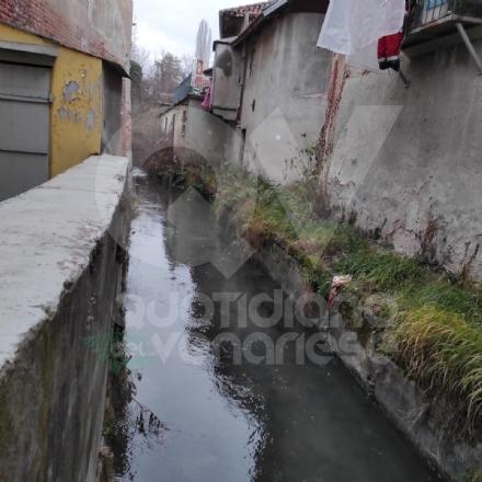 VENARIA - Bealera di via Quirino Mascia: Palazzo Civico cerca una soluzione