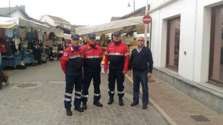 DRUENTO - Domani mattina la consegna della bandiera nazionale alla Associazione Carabinieri
