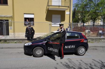 VENARIA - Picchia i genitori che non gli forniscono i soldi per la droga: 39enne venariese arrestato