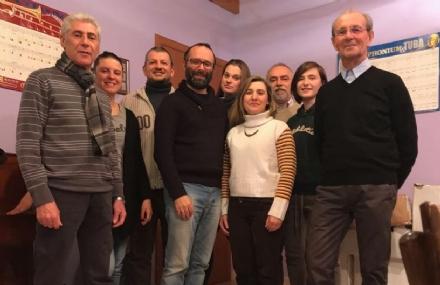 DRUENTO - Silvio Alfieri nuovo presidente del Corpo bandistico Santa Cecilia