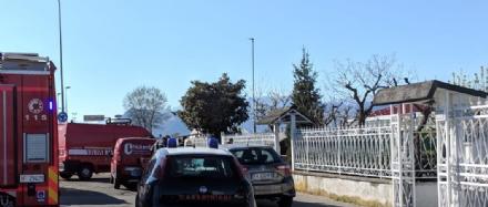 TORINO-COLLEGNO - 88enne si ustiona gravemente mentre lavora in giardino: è gravissimo