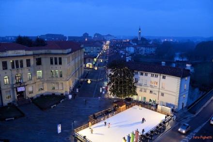 VENARIA - Arriva il Natale: tutte le iniziative organizzate in città