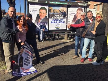 RIVOLI - La Lega e una serata pubblica per parlare di sicurezza e legittima difesa
