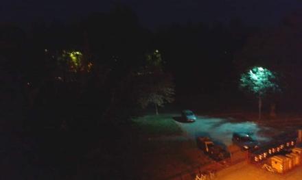 VENARIA - Via Leonardo da Vinci é senza luce