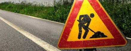 VENARIA - Rifacimento strade: cantieri in città fino al prossimo novembre