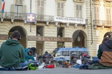 VENARIA - Anche lo Juvarra al flash mob in piazza Castello per il diritto allo studio in presenza