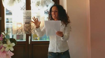 VENARIA - La scrittrice Barbara Di Clemente presenta il libro «Al capolinea dellultimo sogno»
