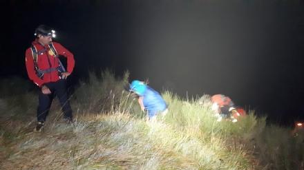 RIVOLI - Escursionista 70enne salvato nel Cuneese dal Soccorso Alpino