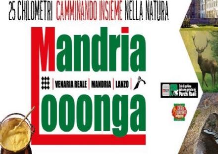 VENARIA - Domani cè la «Mandrialonga»: dalla Reggia a Lanzo, camminando e mangiando