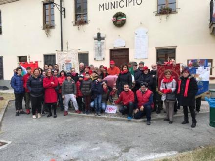 VAL DELLA TORRE-SAN GILLIO - Due cittadine, un solo coro: «no alla violenza sulle donne»