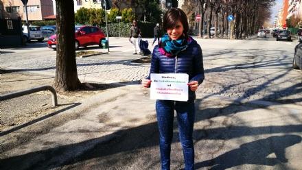 VENARIA - Il Pd attacca lamministrazione su buche e manutenzioni: «Sindaco, #AsfaltaUnaBuca»