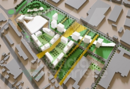 COLLEGNO - Approvata la variante urbanistica per la riqualificazione dellex area Mandelli