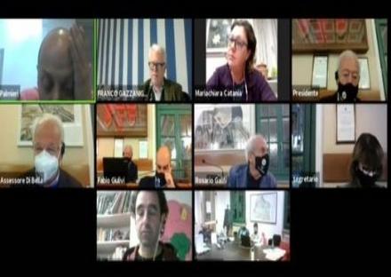 VENARIA - «Questa put... ha detto» durante il consiglio on line: bufera sul consigliere Palmieri