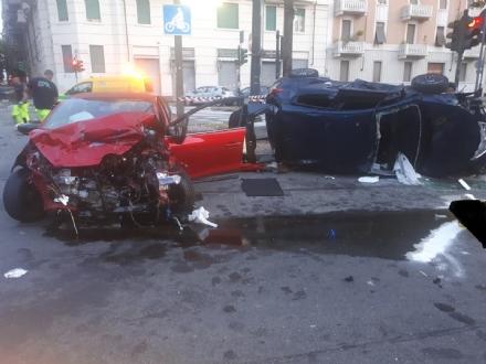 INCIDENTE MORTALE - Un uomo di Grugliasco ha perso la vita nella notte a Torino - FOTO
