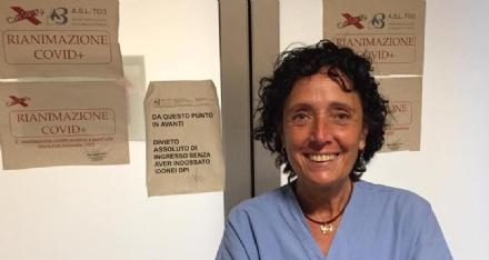 RIVOLI - Un video per raccontare al Presidente Mattarella la lotta al Covid nei reparti di Anestesia e Rianimazione