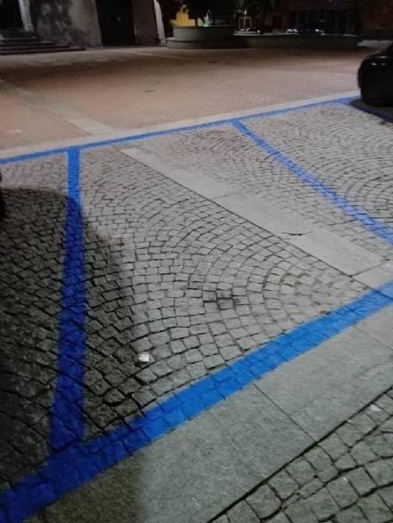 CASELLE - Dal 1°marzo si torna a pagare la sosta nei parcheggi blu