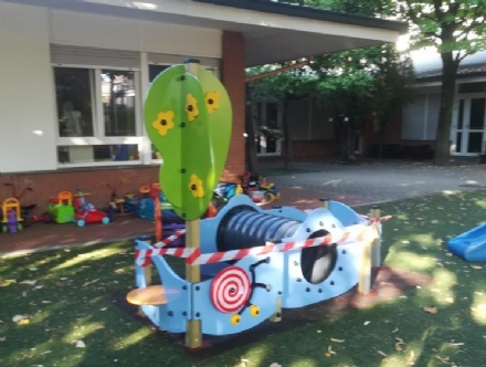 COLLEGNO - I giardini dei nido saranno aperti su prenotazione per far giocare i bambini