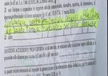 COLLEGNO-GRUGLIASCO - Va nella chiesa dellaltro Comune: 48enne sanzionata con 400 euro