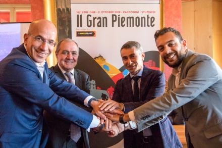CICLISMO - Torna il Gran Piemonte: la Reale sarà di nuovo protagonista