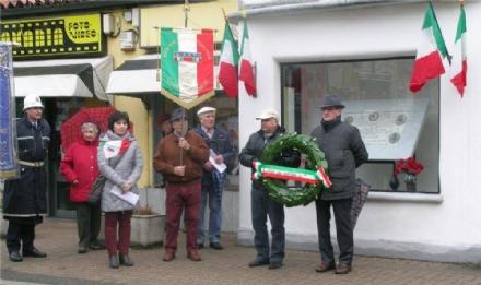 CASELLE - Domani mattina la commemorazione dellEccidio del Prato della Fiera