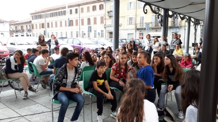 VENARIA - Libr@ria: va alla 3D della Don Milani il «Torneo di Lettura»