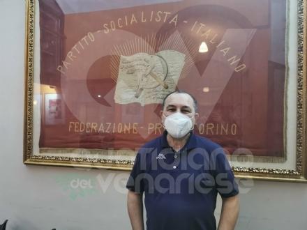 VENARIA - Antonio Terrameo nuovo segretario cittadino del Partito Socialista Italiano