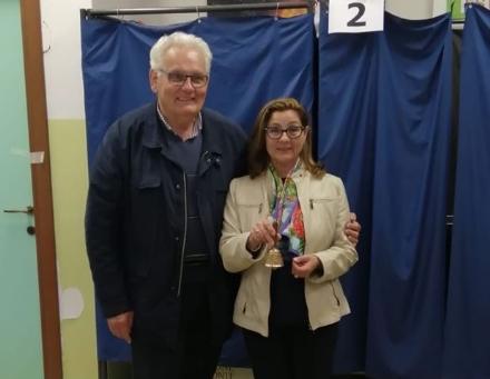 ROBASSOMERO - ELEZIONI 2019: E Rosalia Mangani il nuovo sindaco