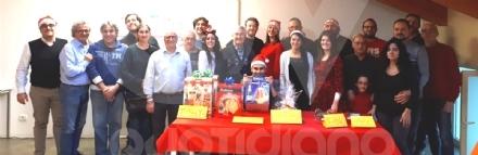 VENARIA - LAvis Venaria raggiunge lobiettivo delle mille donazioni di sangue