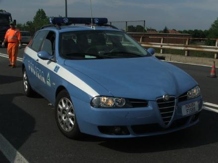 BORGARO - Va in bici in tangenziale ma ha la febbre a 38: fermato dalla polizia stradale, scatta lallarme covid
