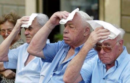 METEO WEEKEND - Allerta per il caldo: a Venaria e dintorni fino a 37 gradi