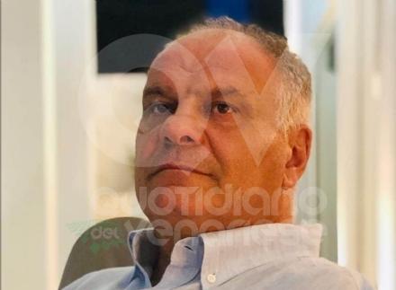 DRUENTO - Carlo Vietti presidente del Comitato di monitoraggio per la distribuzione del metano