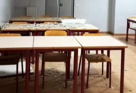 SICUREZZA NELLE SCUOLE - La Regione stanzia un milione di euro per le emergenze
