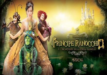 VENARIA - Al Concordia arriva «Il Principe Ranocchio»