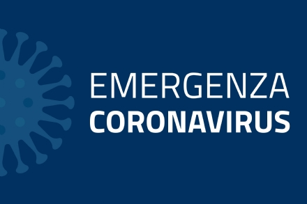 "CORONAVIRUS - Bollettino pomeridiano: 19 nuovi decessi, 41 guariti e 162 ""in via di guarigione"""