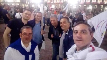 VENARIA - PROTESTA CONTRO MATTARELLA: Sindaco, Giunta e maggioranza abbandonano il consiglio