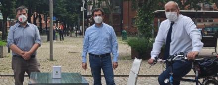 COLLEGNO - Con il bando «Scatto» aiutati 146 esercenti della città