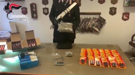 MAPPANO-TORINO - Seguono due tossici e scoprono il bazar di droga e merce rubata