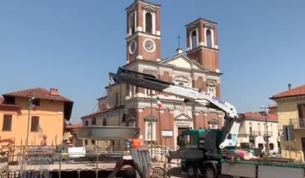 CASELLE - La «Grande Padella» è arrivata: domani inizia la «Camogli atterra a Caselle»