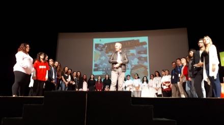 VENARIA - Oltre 2.100 visitatori al Salone dellOrientamento Scolastico