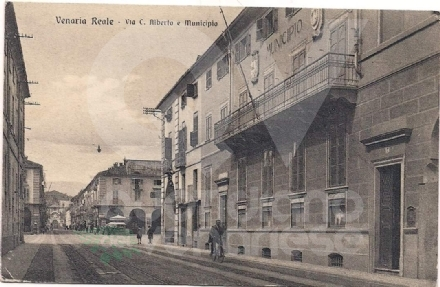 VENARIA - 83 anni fa la concessione del titolo di Città da parte di Vittorio Emanuele III
