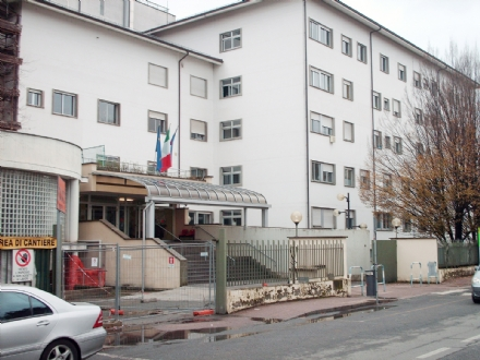 CIRIACESE - Ospedale di Cirié: nuova viabilità e più parcheggi