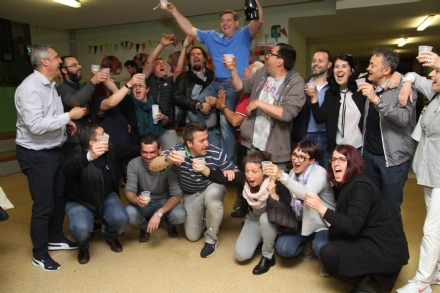 BORGARO - ELEZIONI 2019: Le preferenze delle tre liste