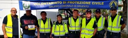 DRUENTO - Una grande festa per i primi 15 anni di attività della Protezione Civile