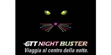 NIGHT BUSTER - Sedici nuove linee per chi vuole divertirsi nella movida torinese
