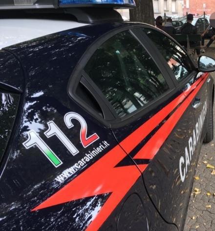 TORINO-DRUENTO - Aggredisce la ex e poi i carabinieri: non accettava la fine della relazione