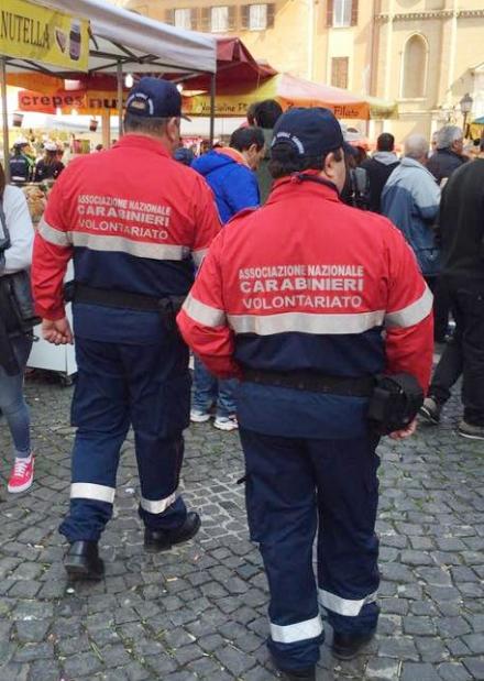 BORGARO - Sicurezza: stipulata la convenzione con lAssoCarabinieri
