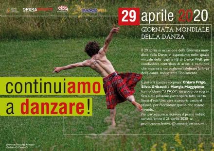 COLLEGNO - La Lavanderia a Vapore aderisce alla Giornata Mondiale della danza contemporanea