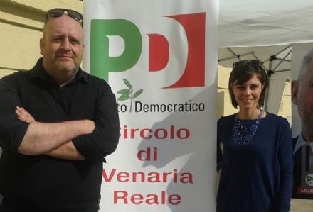 VENARIA - PROTESTA CONTRO MATTARELLA - il Pd: «Assistito ad una pagliacciata»