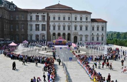 GIRO DITALIA A VENARIA - La corsa rosa sarà in città il prossimo 25 maggio