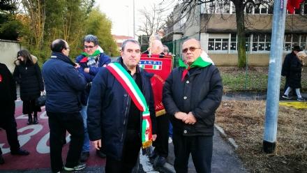 VENARIA - La Città ha omaggiato Peppino Impastato, icona della lotta antimafia